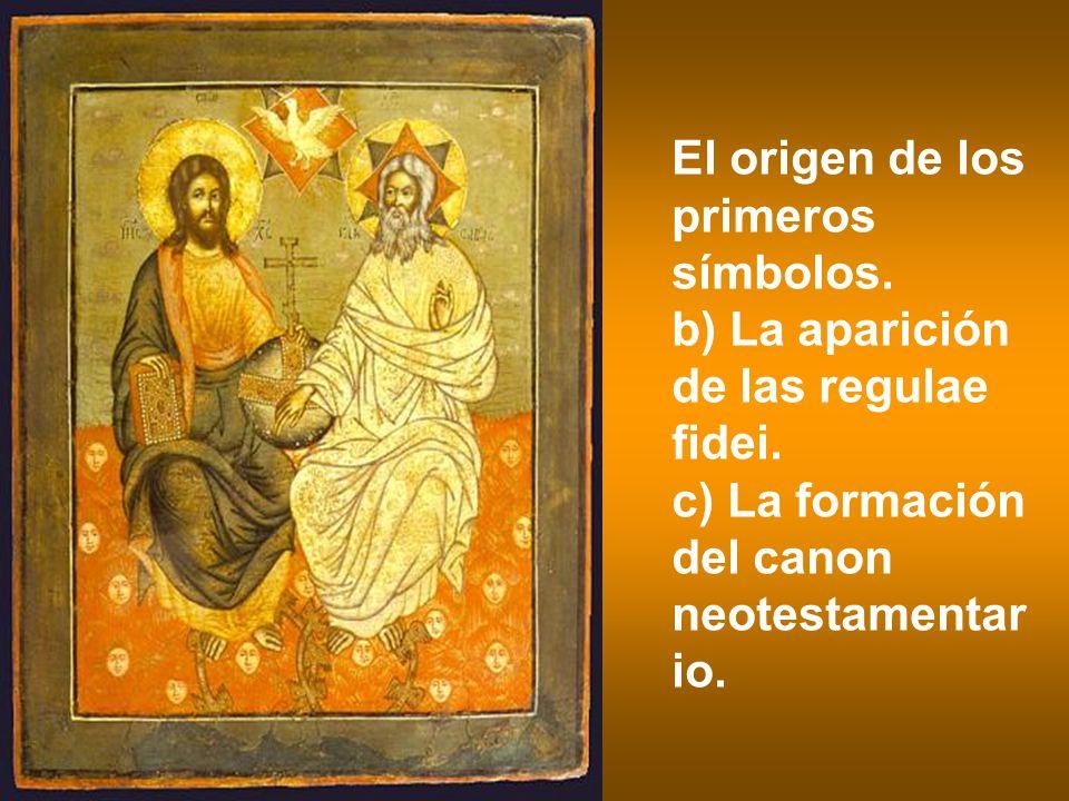 El origen de los primeros símbolos.