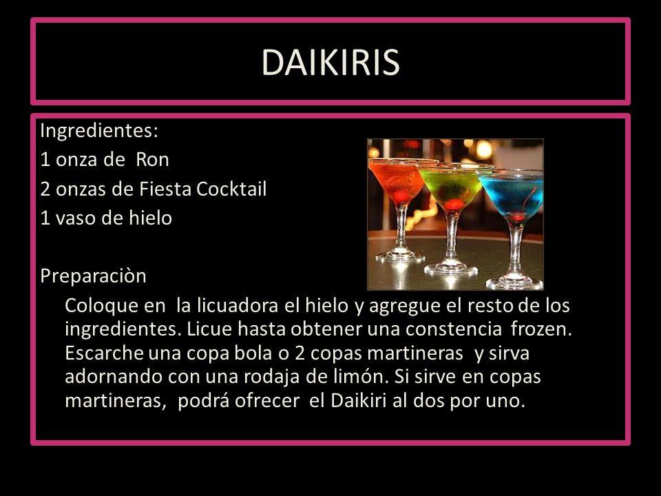 DAIKIRIS