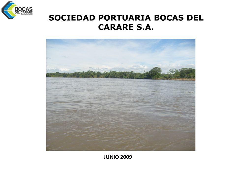 SOCIEDAD PORTUARIA BOCAS DEL