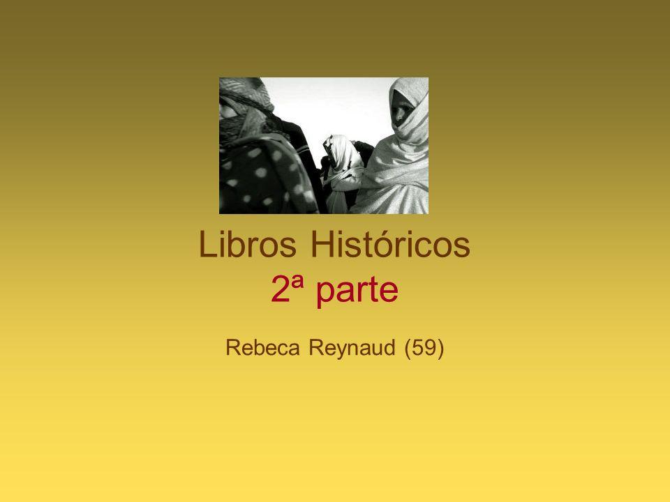 Libros Históricos 2ª parte