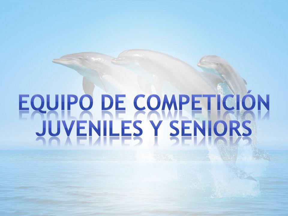 EQUIPO DE COMPETICIÓN JUVENILES Y SENIORS