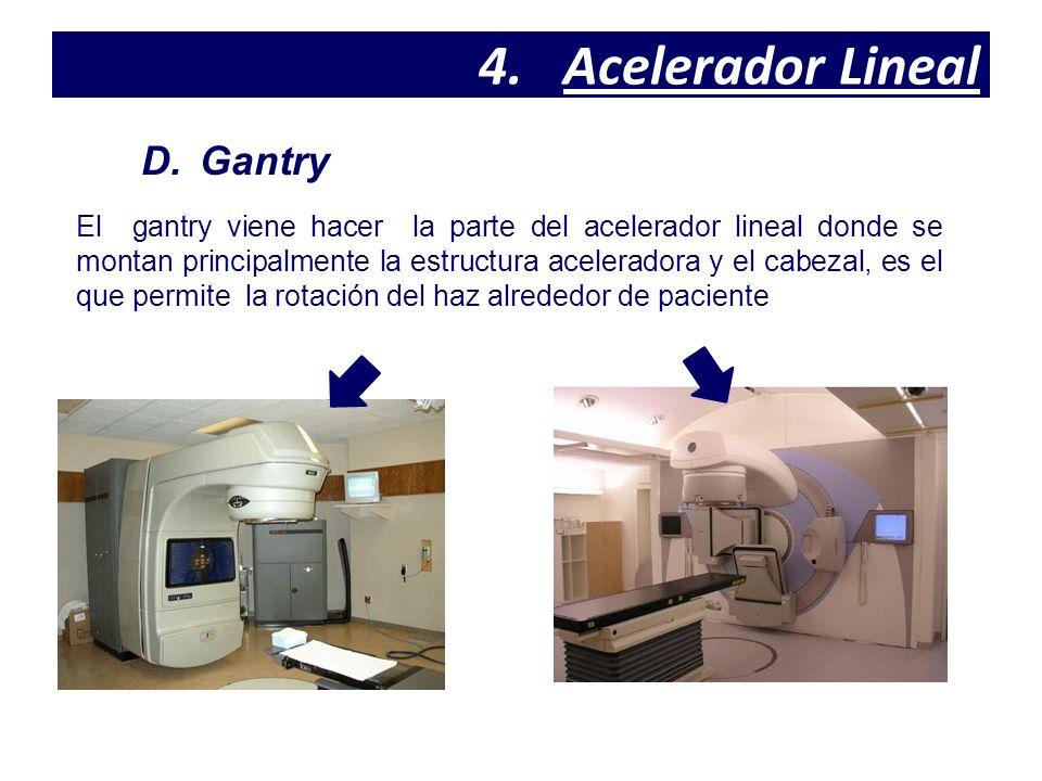 Acelerador Lineal Gantry