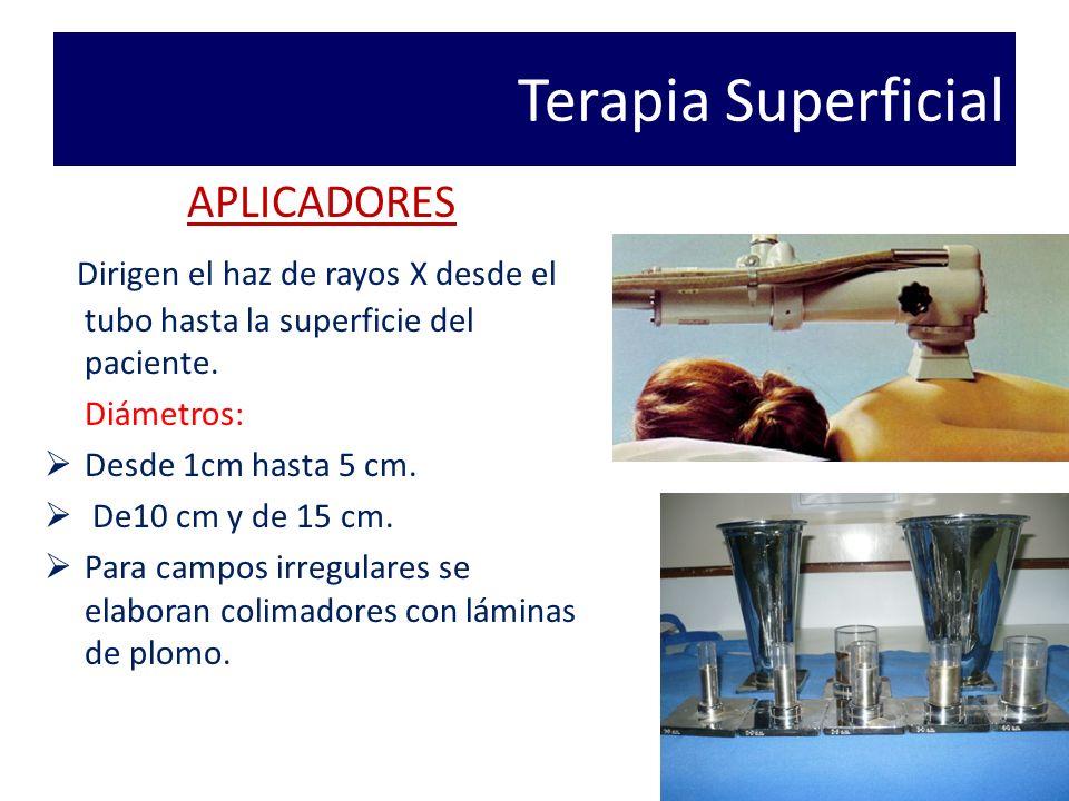 Terapia Superficial APLICADORES