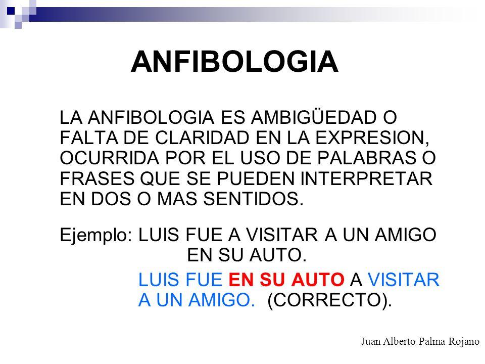 ANFIBOLOGIA
