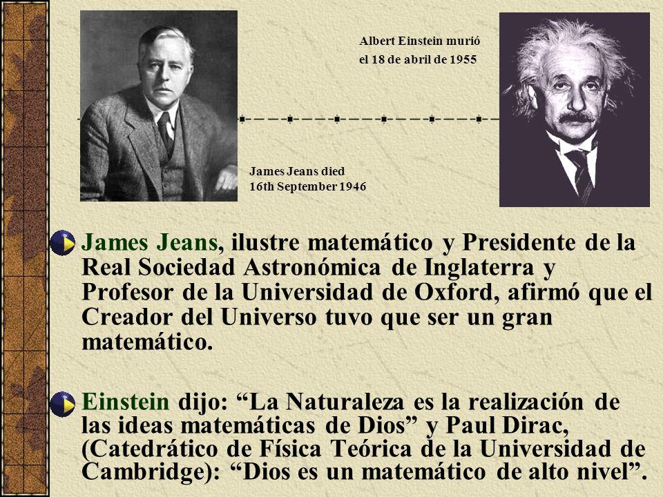 Albert Einstein murió el 18 de abril de 1955.