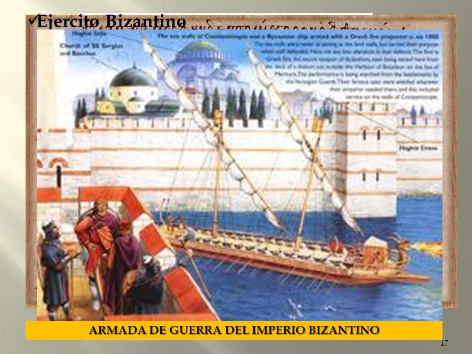 Ejercito Bizantino CABALLERIA E INFANTERIA BIZANTINA