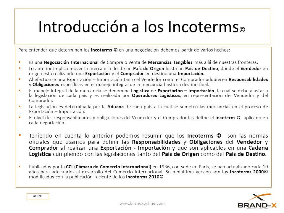 Introducción a los Incoterms©
