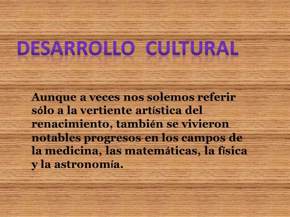 Desarrollo cultural