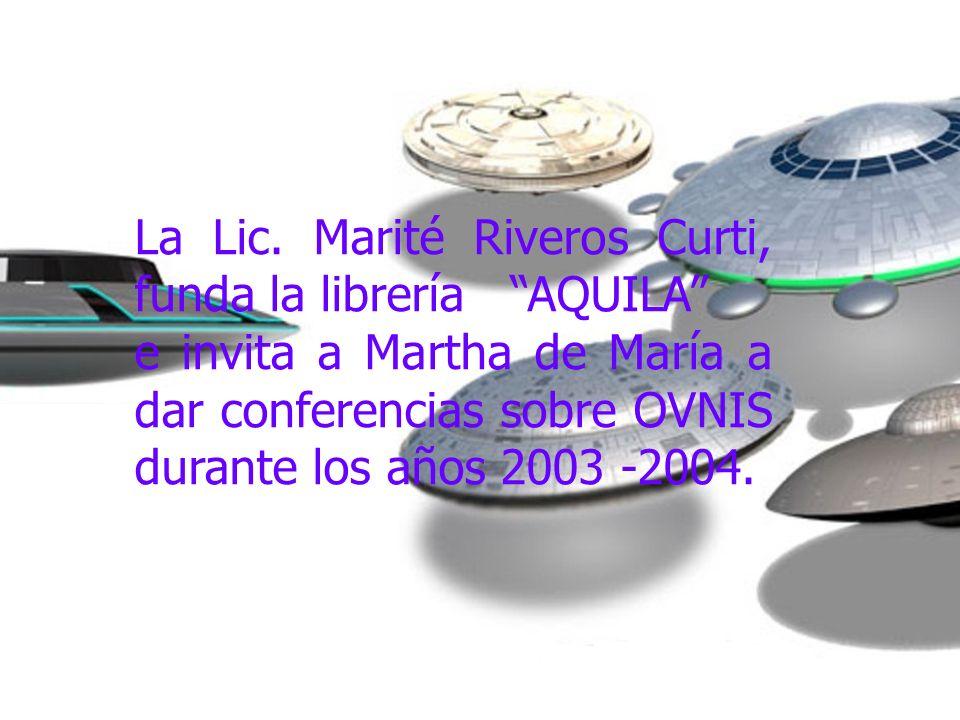 La Lic. Marité Riveros Curti, funda la librería AQUILA