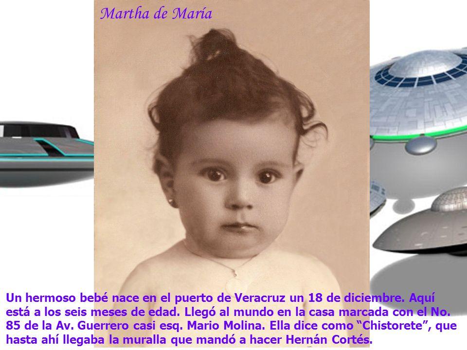 Martha de María