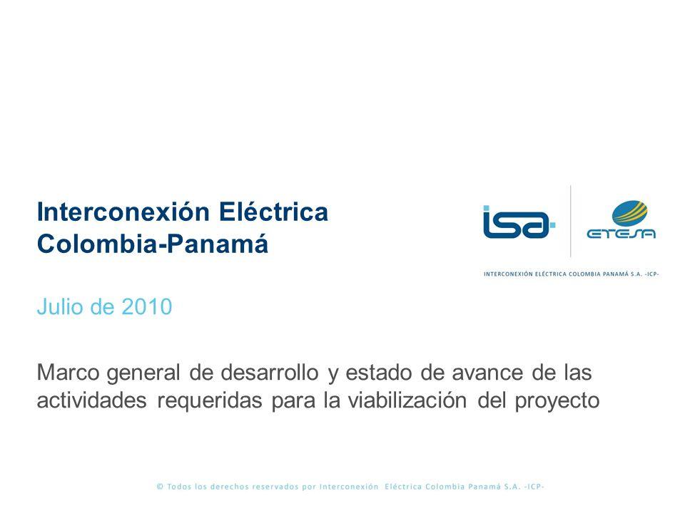 Interconexión Eléctrica Colombia-Panamá