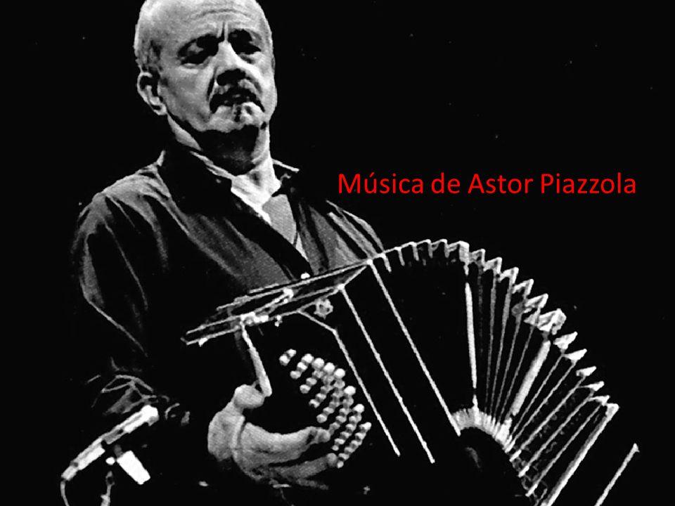 Música de Astor Piazzola
