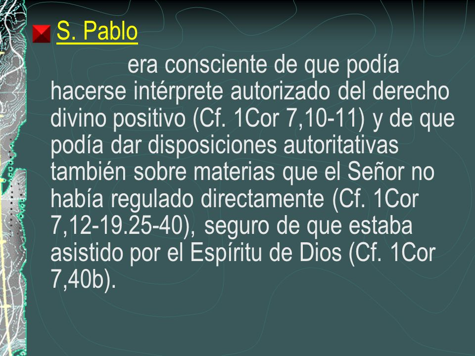 S. Pablo