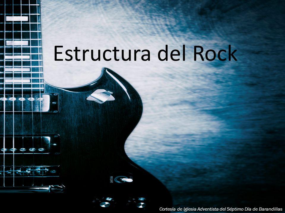 Estructura del Rock Cortesía de Iglesia Adventista del Séptimo Día de Barandillas
