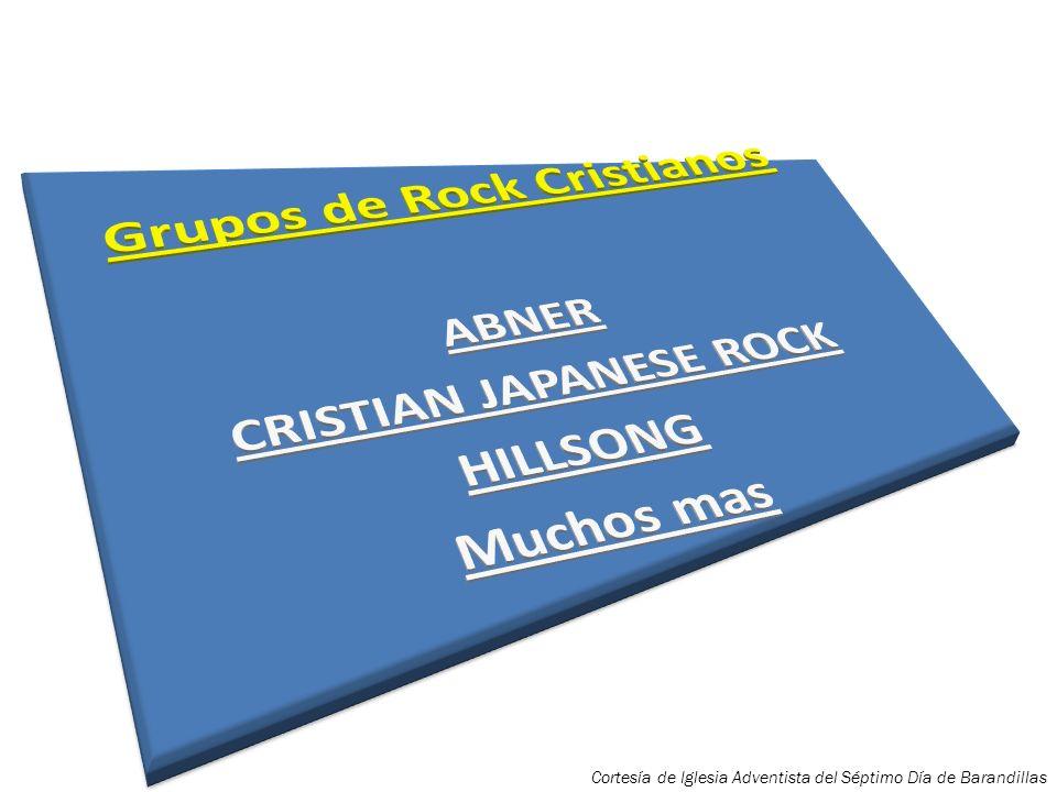 Grupos de Rock Cristianos CRISTIAN JAPANESE ROCK