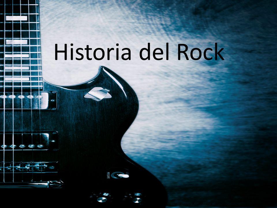 Historia del Rock Cortesía de Iglesia Adventista del Séptimo Día de Barandillas