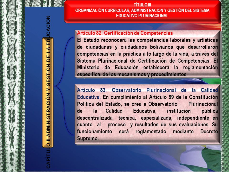 EDUCATIVO PLURINACIONAL