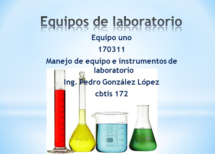 Equipos de laboratorio ppt video online descargar for Equipos de laboratorio