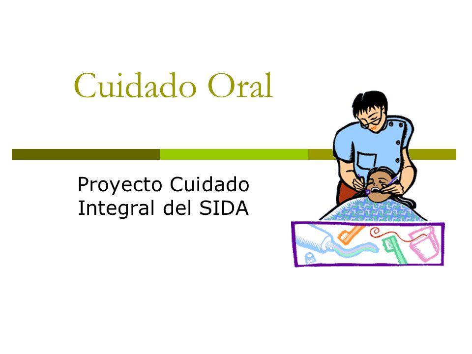 Proyecto Cuidado Integral del SIDA