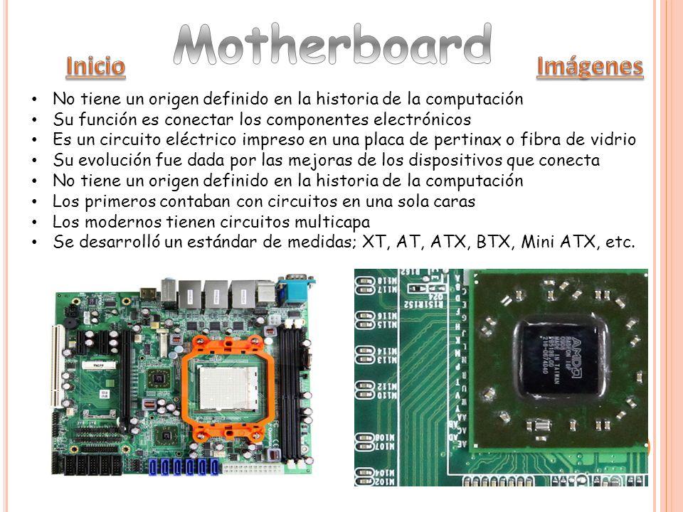 Motherboard Inicio Imágenes