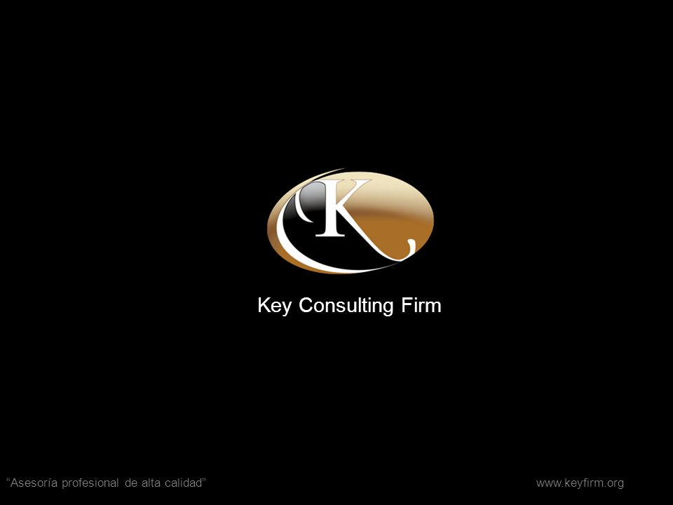 Key Consulting Firm