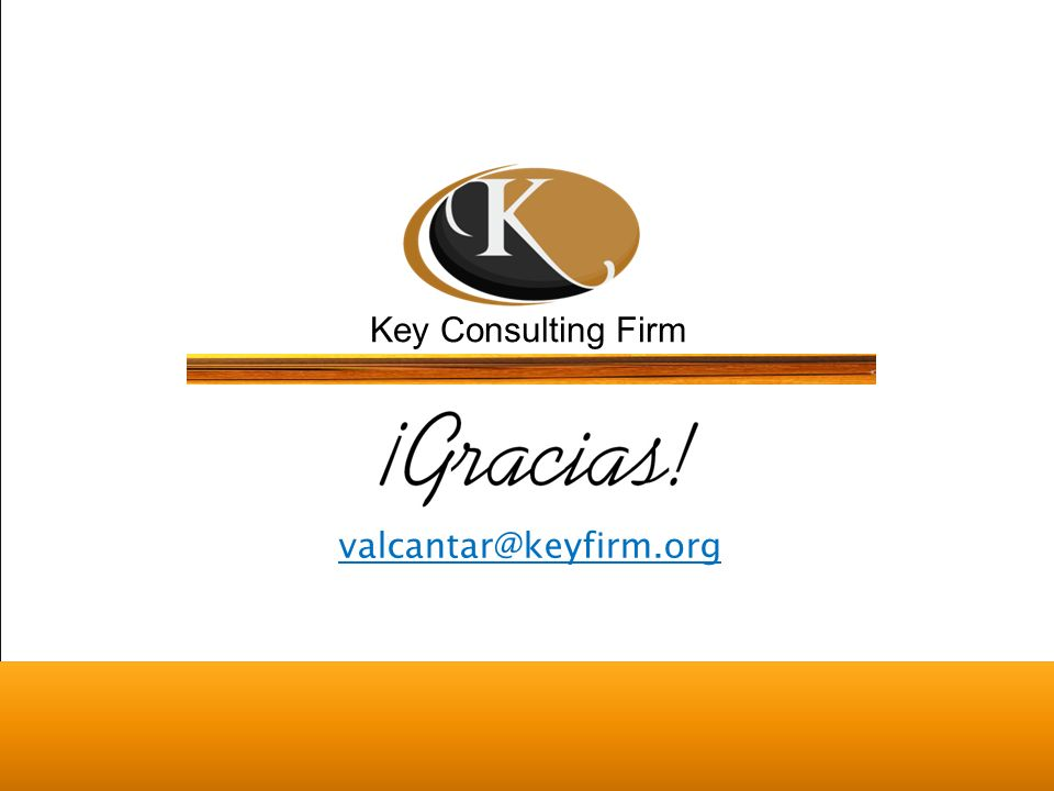 Key Consulting Firm valcantar@keyfirm.org