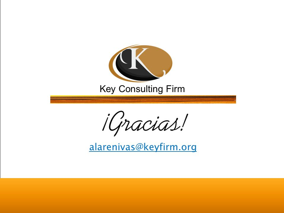 Key Consulting Firm alarenivas@keyfirm.org