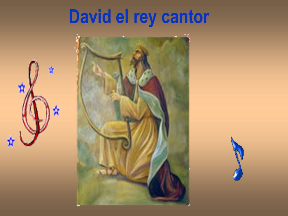 David el rey cantor