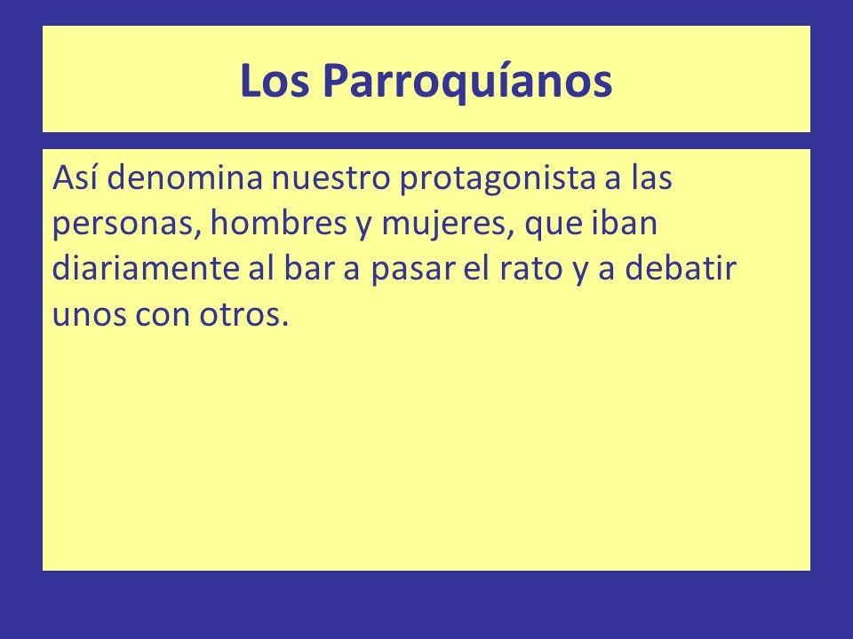 Los Parroquíanos