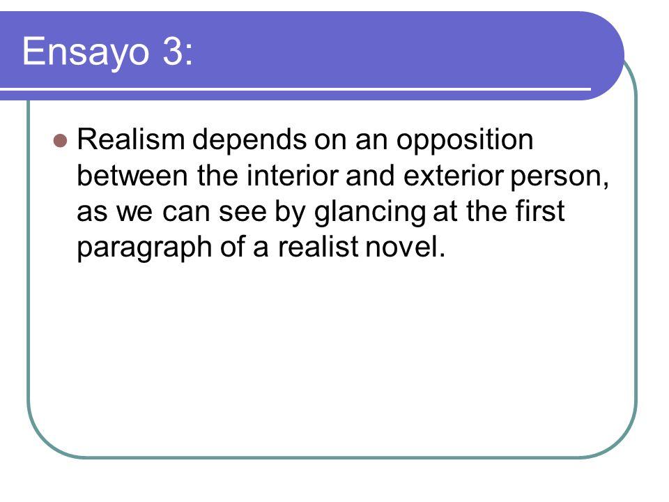 Ensayo 3: