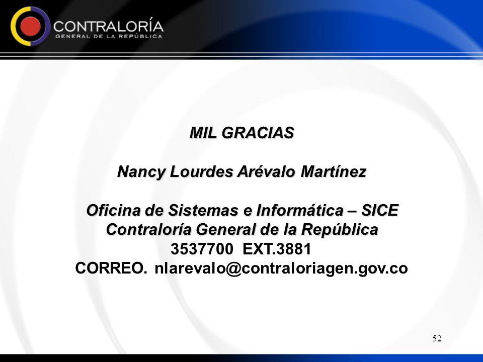 Nancy Lourdes Arévalo Martínez