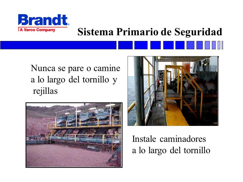 Sistema Primario de Seguridad