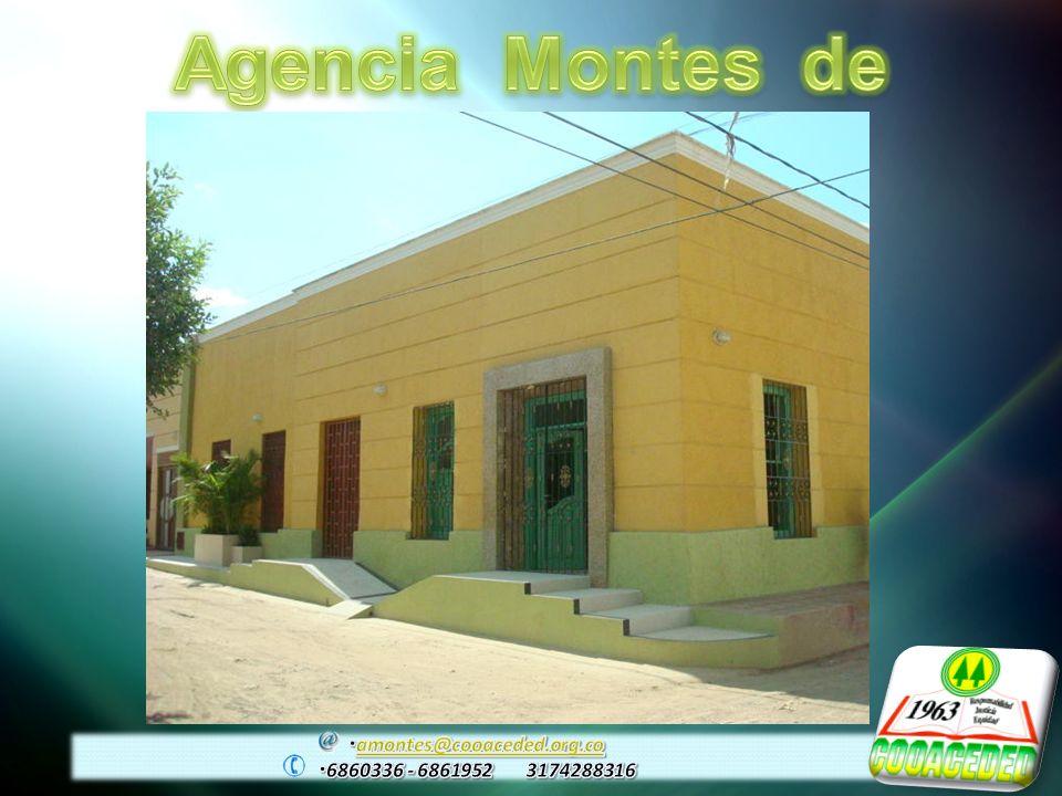 Agencia Montes de María