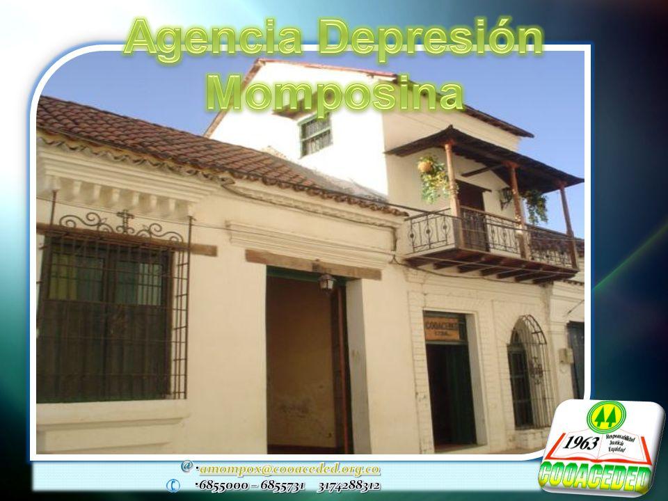 Agencia Depresión Momposina
