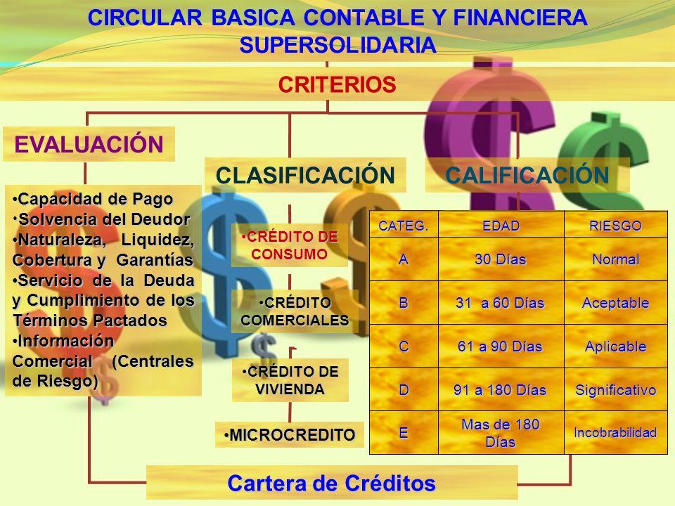CIRCULAR BASICA CONTABLE Y FINANCIERA SUPERSOLIDARIA