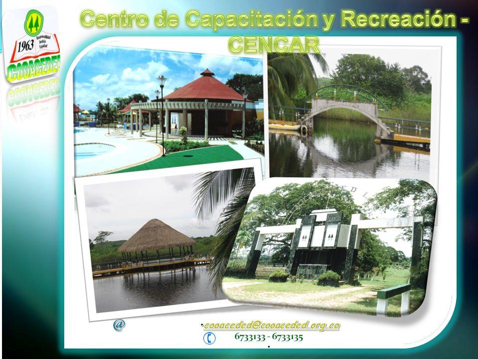 Centro de Capacitación y Recreación - CENCAR
