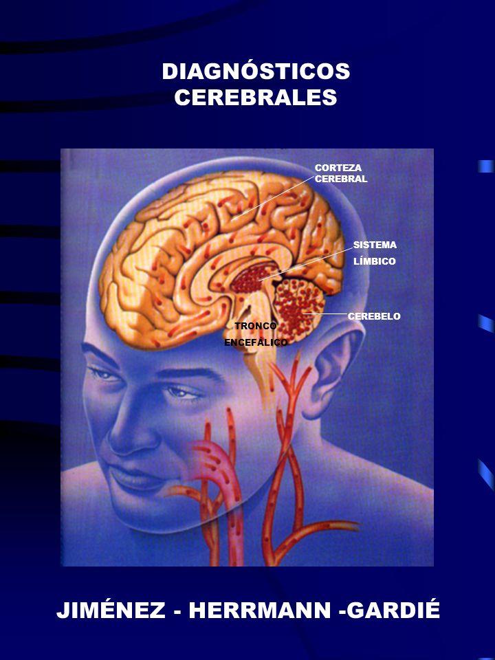 DIAGNÓSTICOS CEREBRALES