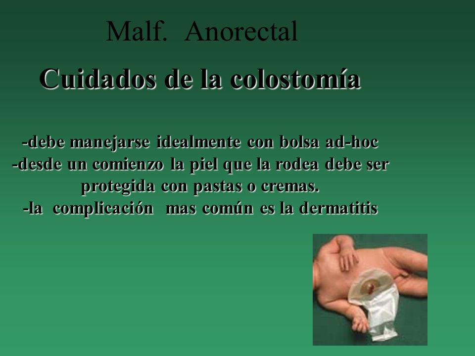 -la complicación mas común es la dermatitis