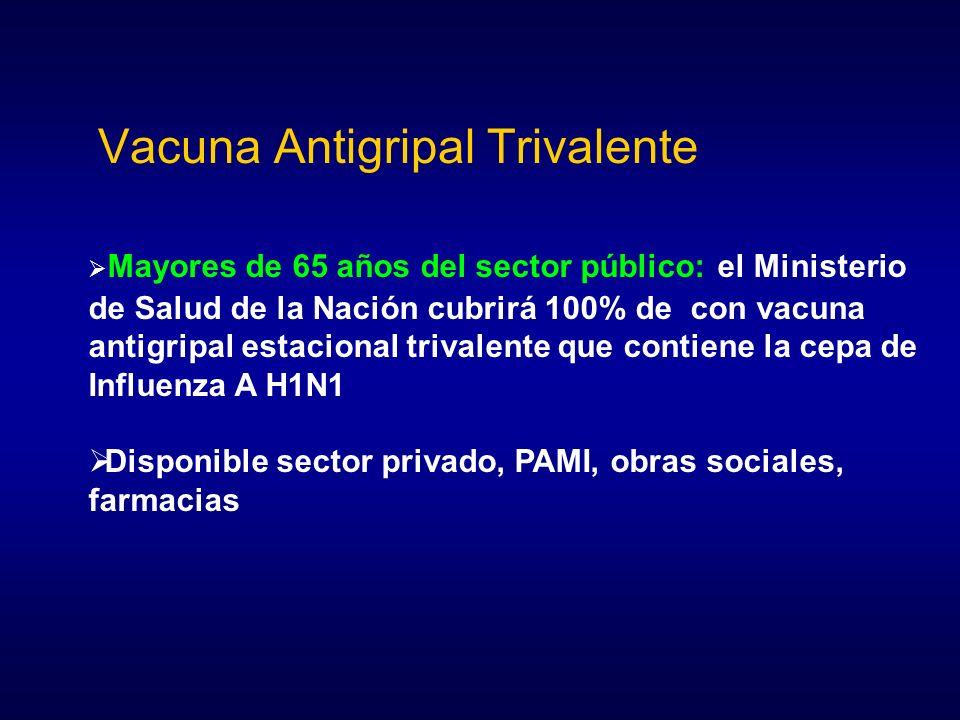 Vacuna Antigripal Trivalente