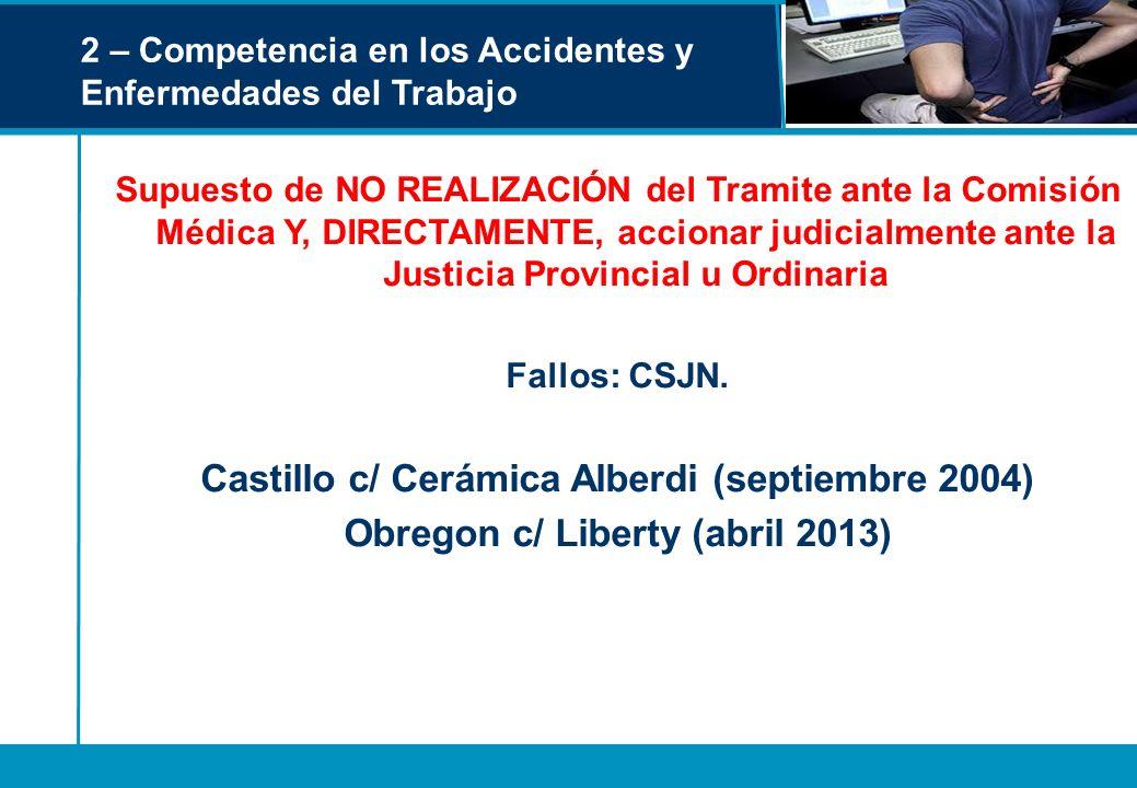 Castillo c/ Cerámica Alberdi (septiembre 2004)