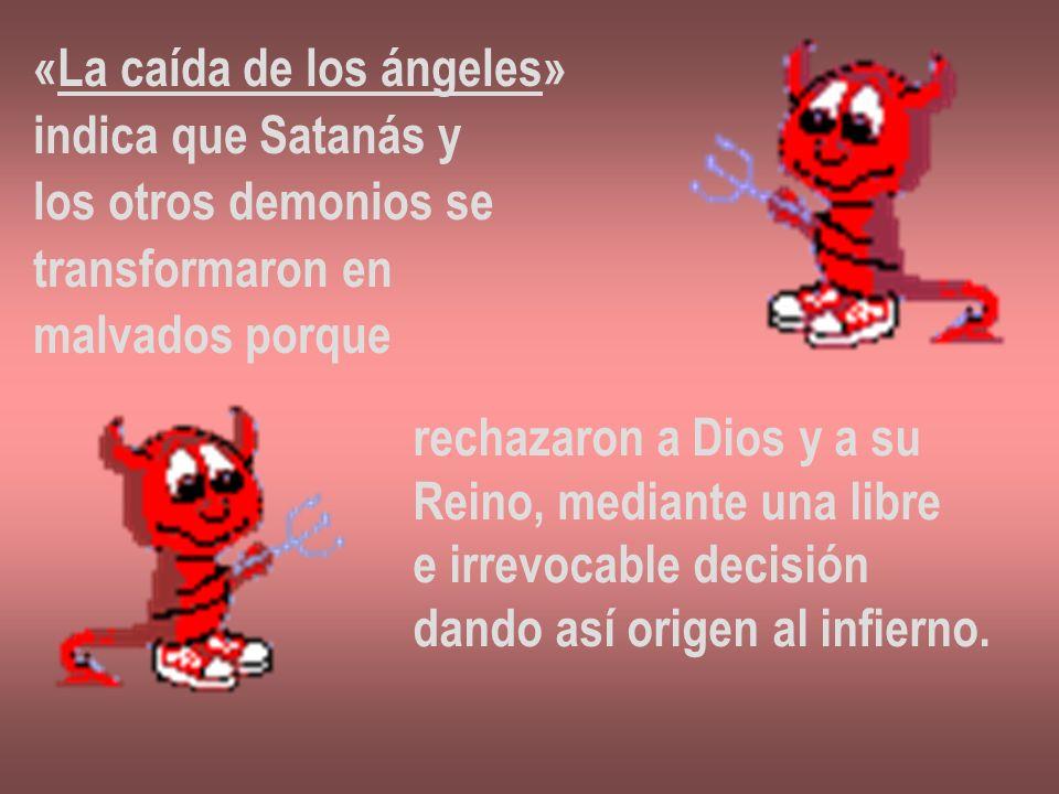 «La caída de los ángeles»