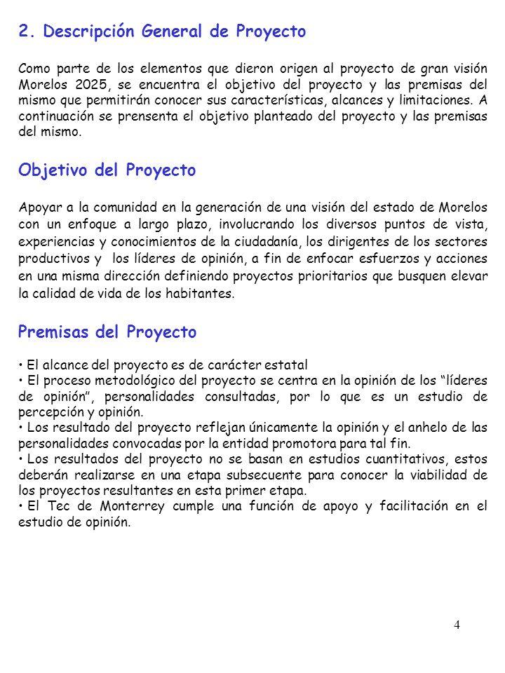 2. Descripción General de Proyecto