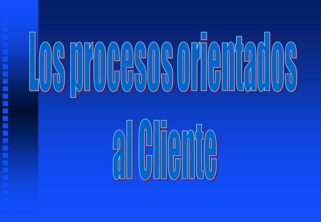 Los procesos orientados