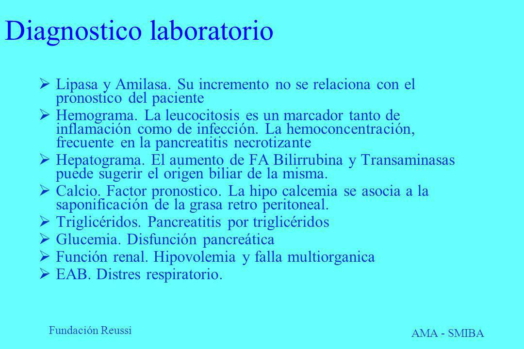 Diagnostico laboratorio