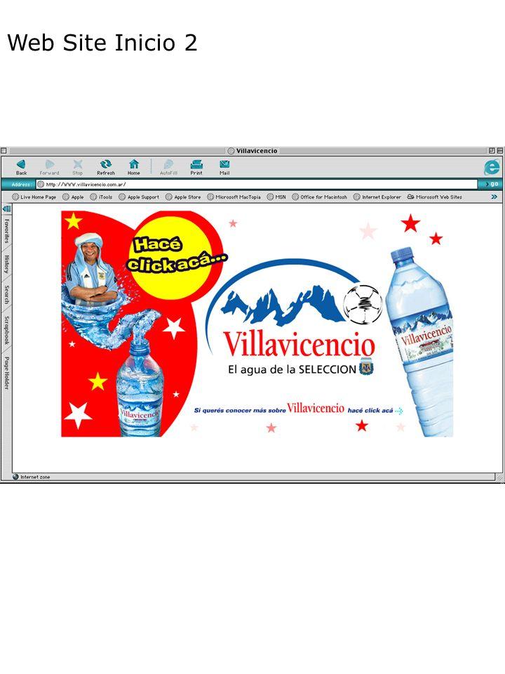 Web Site Inicio 2