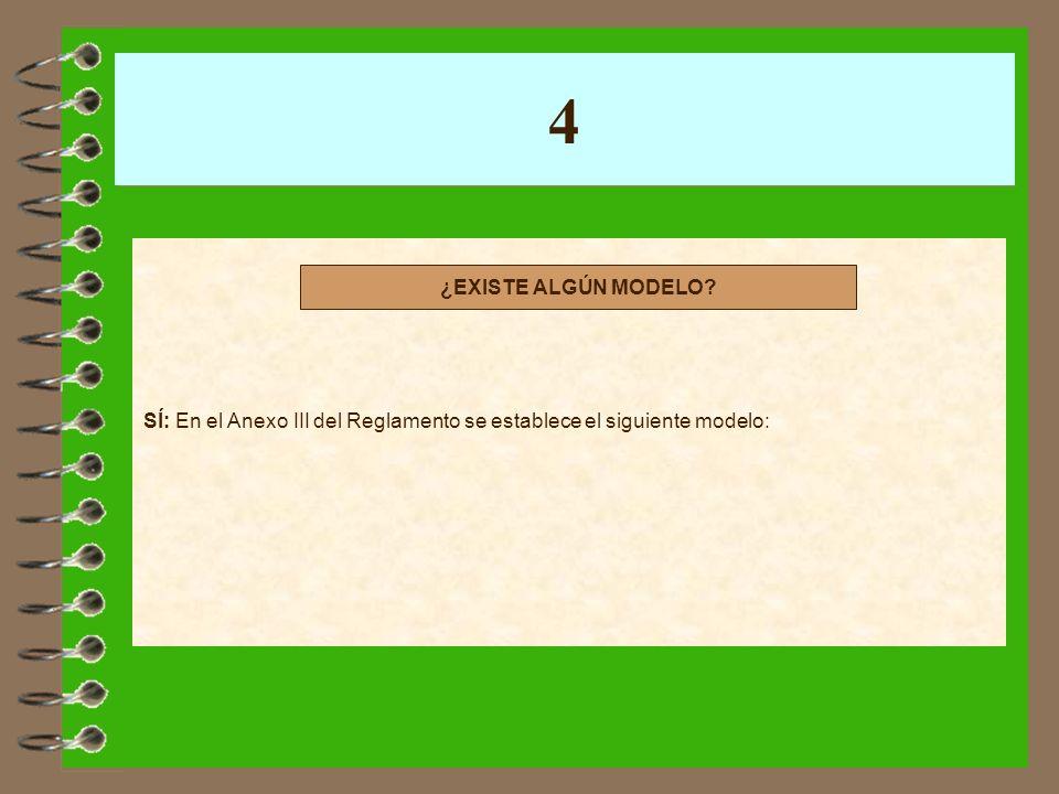 4 ANTES EXISTÍAN 3 LIBROS: ¿EXISTE ALGÚN MODELO
