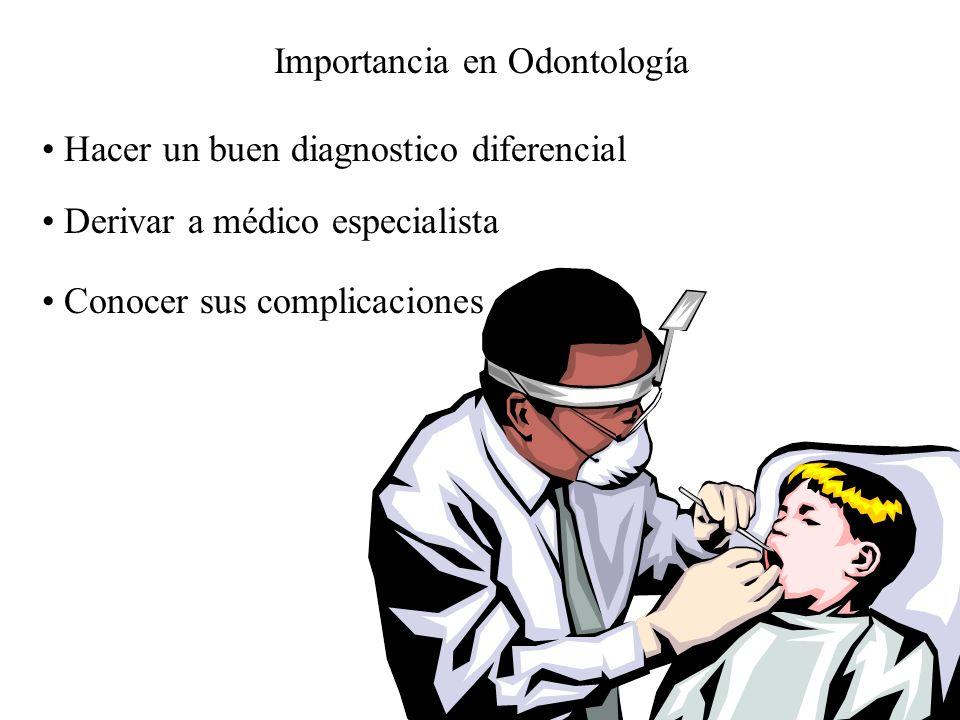 Importancia en Odontología
