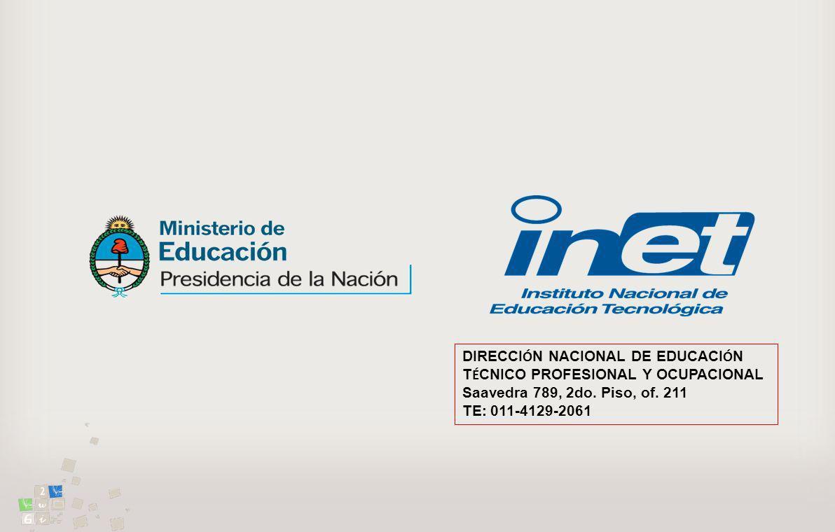 DIRECCIÓN NACIONAL DE EDUCACIÓN