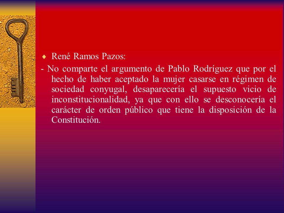 René Ramos Pazos: