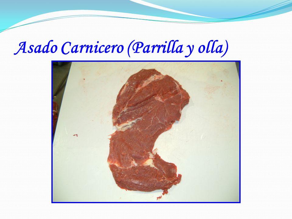 Asado Carnicero (Parrilla y olla)